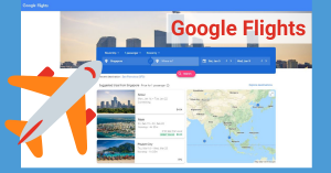 Google Flights Arrives in Singapore