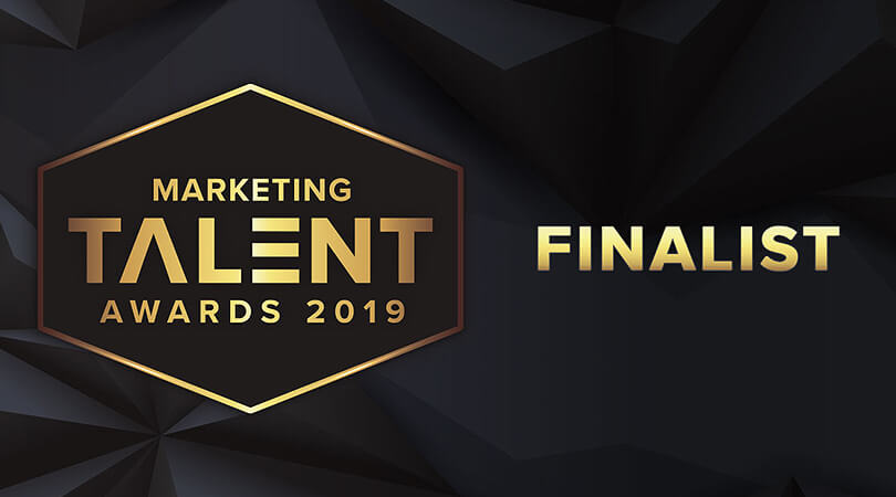 OC Digital Marketing Talent Awards Finalist