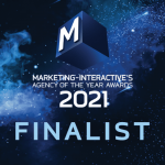 OC Digital Nominated As FINALIST In 6 Categories For Agency of The Year 2021 Awards!